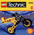 lego shell promotional technic microbike motorcycle