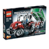 lego technic tractor trailer build functional