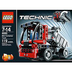 lego technic mini container truck pick-up