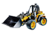 lego wheel loader mighty packed real-life