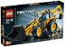 lego technic backhoe loader technique