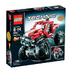 lego technic rally truck muscle down