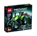 lego technic tractor plow fields durable