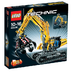 lego technic excavator kumitateyo block technique