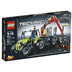 lego technic loader load haul away