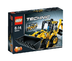 lego technic mini backhoe loader pieces