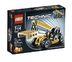 lego technic telehandler working needs controls
