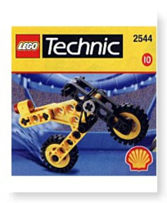 Shell Promotional Set 10 Microbike