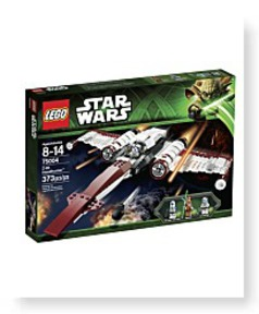 Star Wars Z95 Headhunter 75004