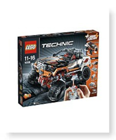 Technic 4X4 Crawler 9398