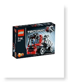 Technic 8065 Mini Container Truck
