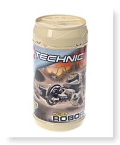 Technic 8513 Dust Roboriders