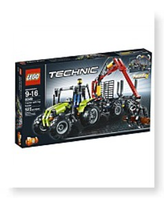 Technic Log Loader