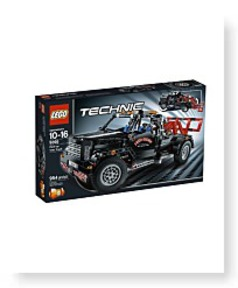 Technic Pickup Tow Truck 9395