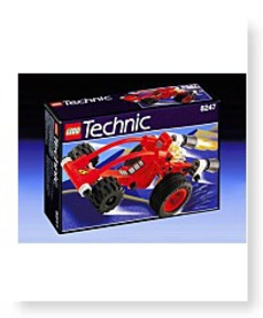 Technic Road Rebel 8247
