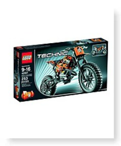 Technic Set 42007 Moto Cross Bike