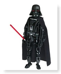 Technic Star Wars Darth Vader