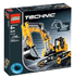 lego technic excavator build awesome digging