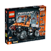 lego technic unimog pneumatically-powered articulated crane