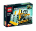 lego technic mini bulldozer authentic packed