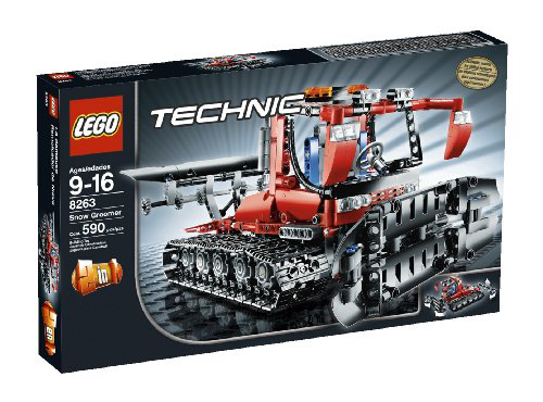 Lego Technic Snow Groomer (8263)