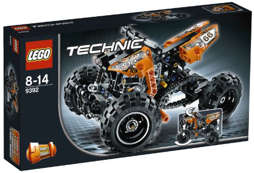Technic Quad Bike 9392