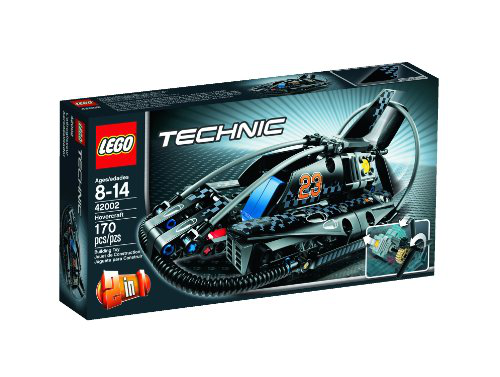 Technic 2 In 1 Hovercraft And Plane 42002