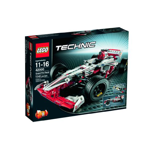 Technic Set 4200 Grand Prix Racer