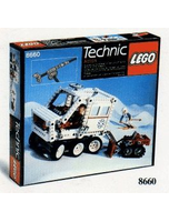Technic 8660 Arctic Rescue Unit